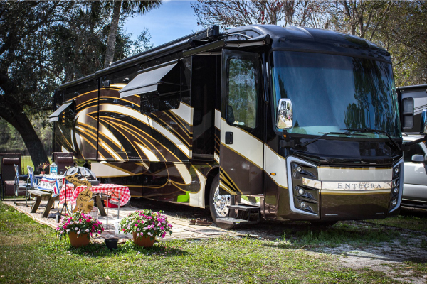 Daytona Speedway Rv Close To The Beach And The Speedway